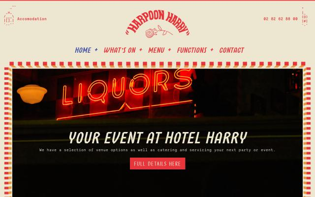 Screenshot of Hotelharry