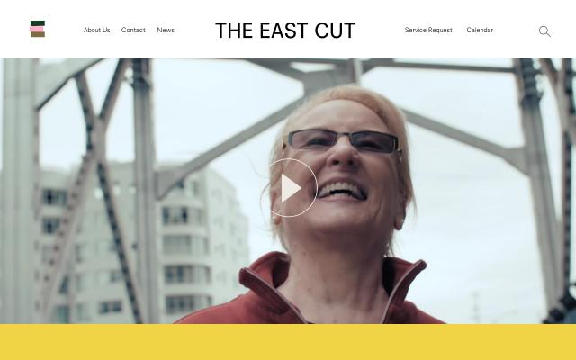 Screenshot of Theeastcut