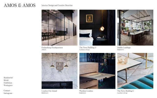Screenshot of Amosandamos