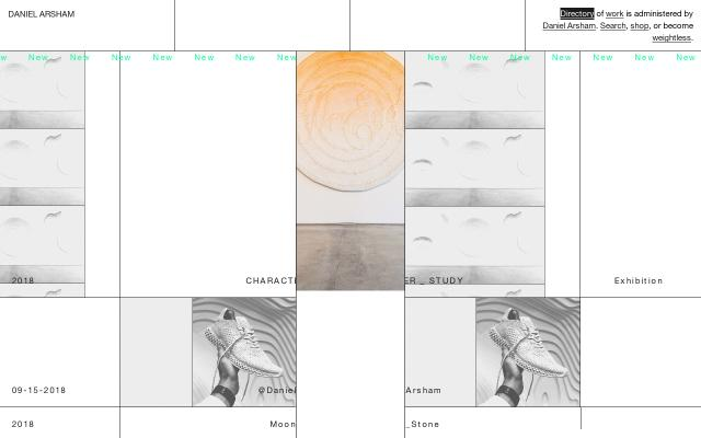 Screenshot of null