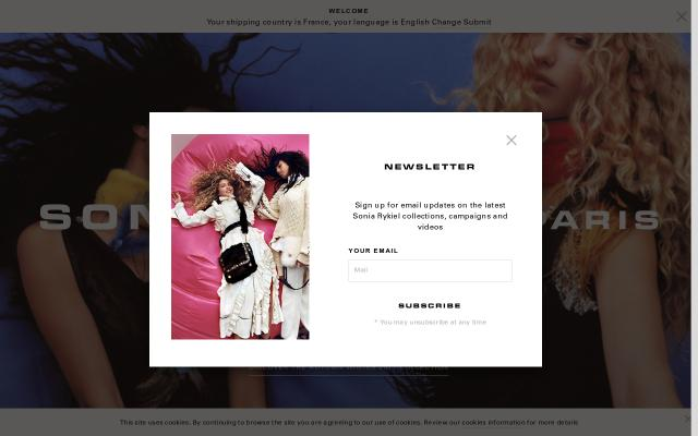 Screenshot of Soniarykiel