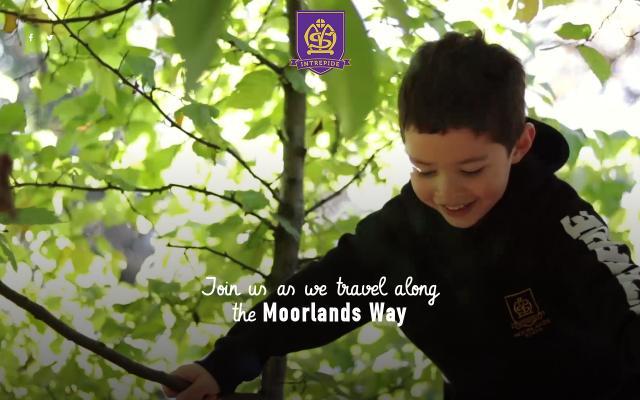 Screenshot of Moorlands-school