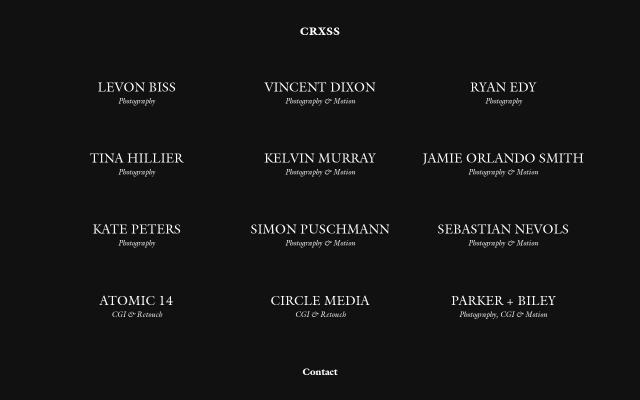 Screenshot of Crxss