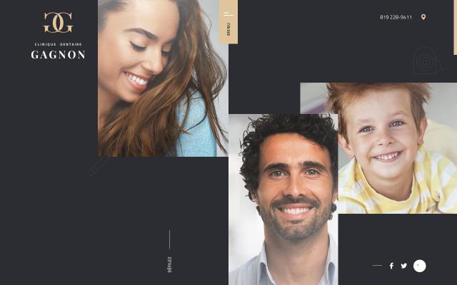 Screenshot of Dentistegagnon