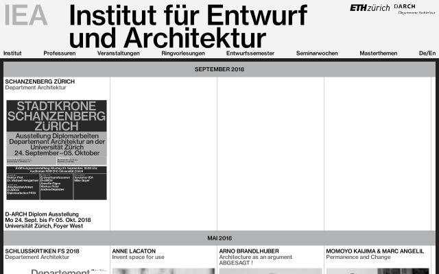 Screenshot of Arch