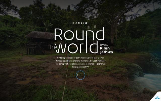 Screenshot of Iflymagazine
