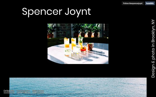 Screenshot of Thespencerjoynt