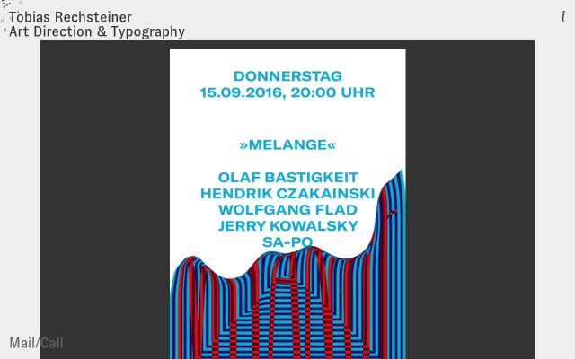 Screenshot of Tobiasrechsteiner