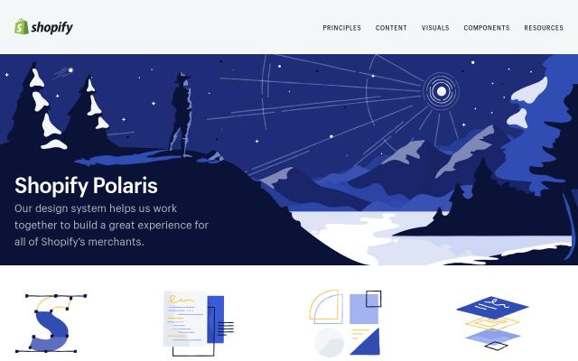 Screenshot of Polaris