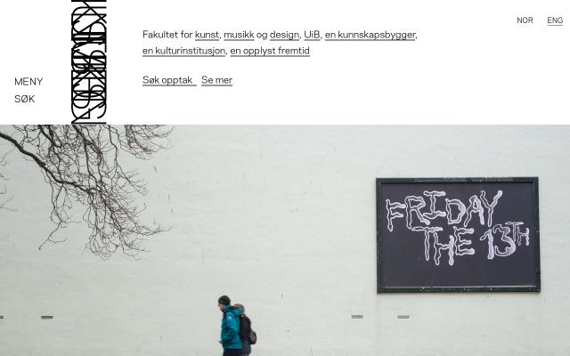 Screenshot of Uib