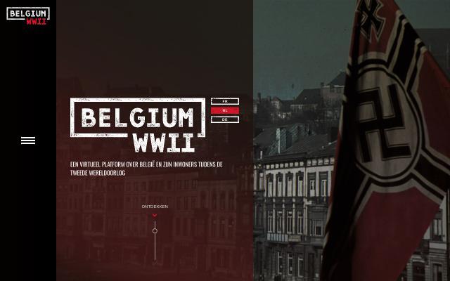 Screenshot of Belgiumwwii