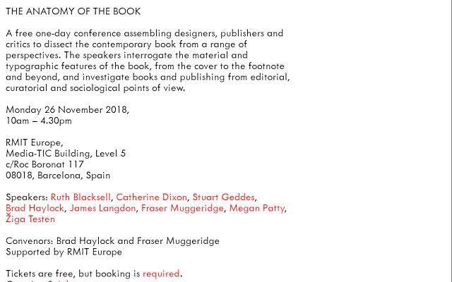Screenshot of Anatomyofthebook