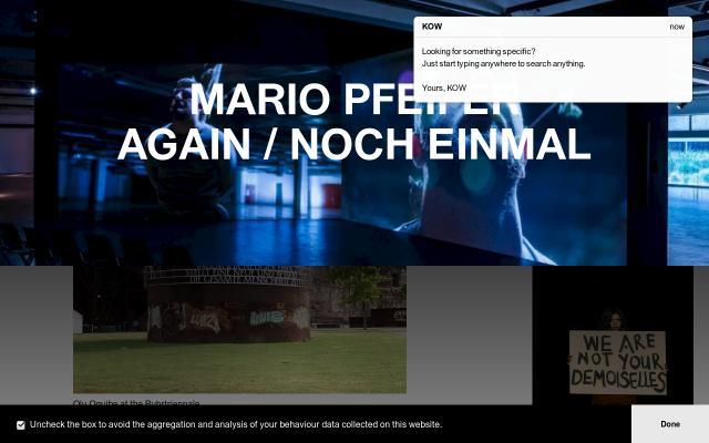 Screenshot of Kow-berlin