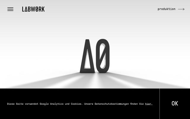 Screenshot of Labworkstudio