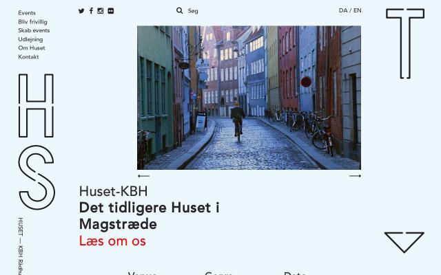Screenshot of Huset-kbh