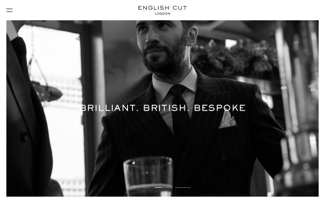 Screenshot of Englishcut