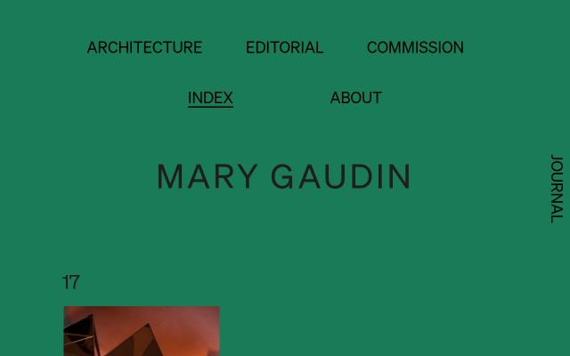 Screenshot of Marygaudin