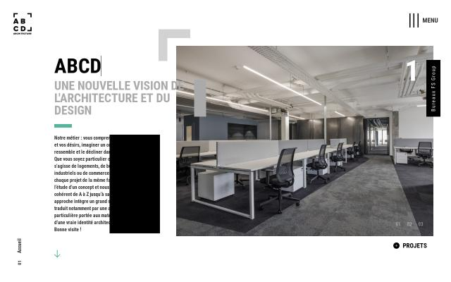 Screenshot of Abcd-architecture