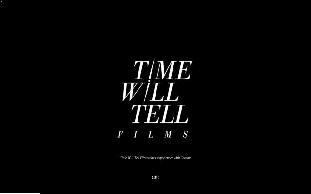 Screenshot of Timewilltellfilms