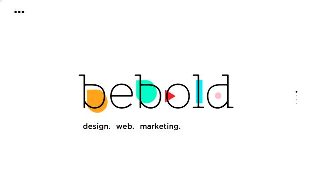 Screenshot of Bebold