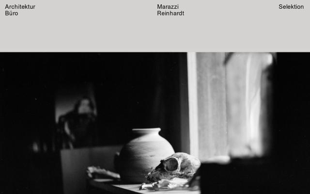Screenshot of Marazzireinhardt
