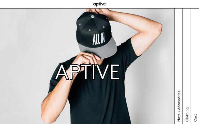 Screenshot of Aptivestore