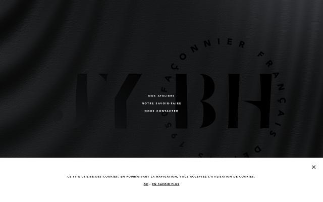 Screenshot of Jybh