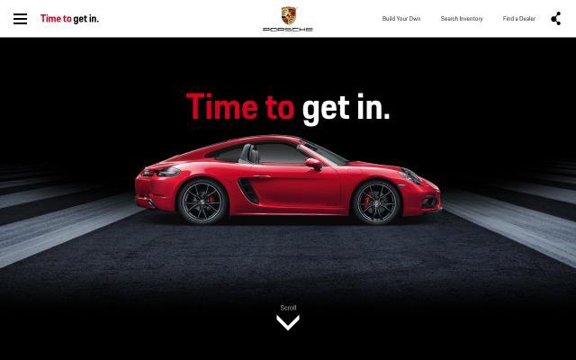 Screenshot of Timetogetin