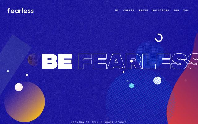 Screenshot of Fearless