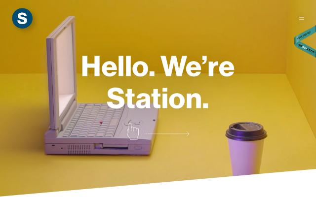 Screenshot of Station