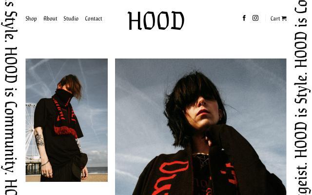 Screenshot of Hood