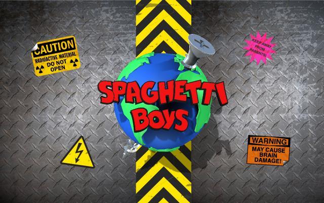 Screenshot of Spaghettiboys