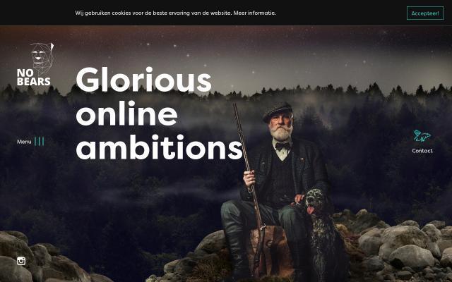 Screenshot of Nobears