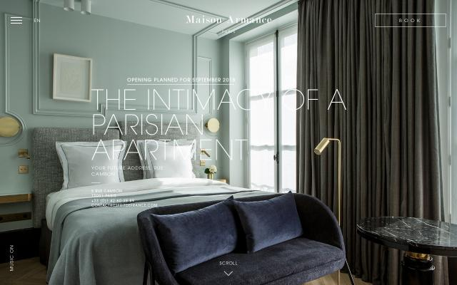 Screenshot of Paris-maison-armance
