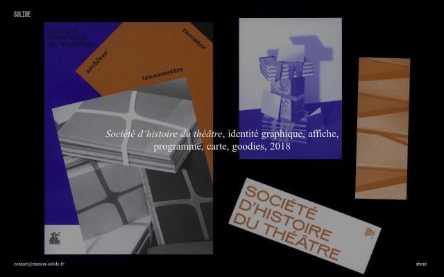 Screenshot of Maison-solide
