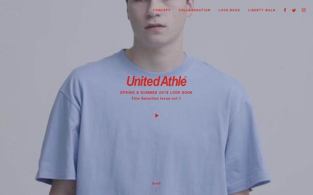 Screenshot of United-athle
