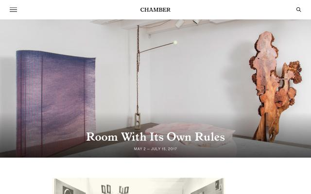 Screenshot of Chambernyc