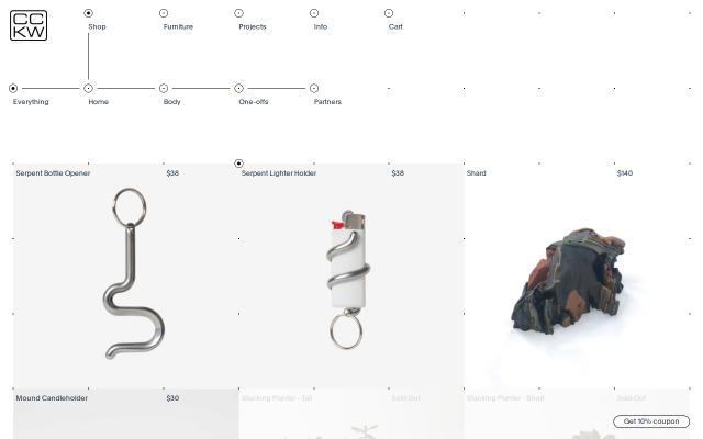 Screenshot of Cckw