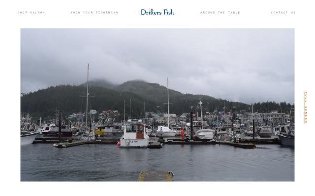 Screenshot of Drifters fish
