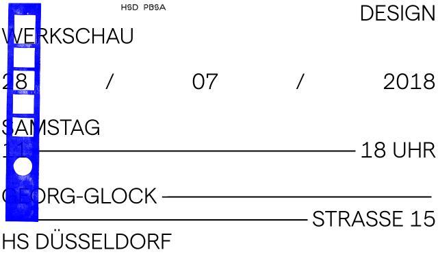Screenshot of Werkschau-hsd