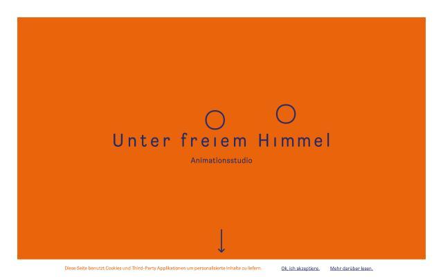 Screenshot of Unterfreiemhimmel