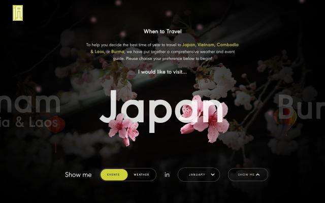 Screenshot of Insideasiatours