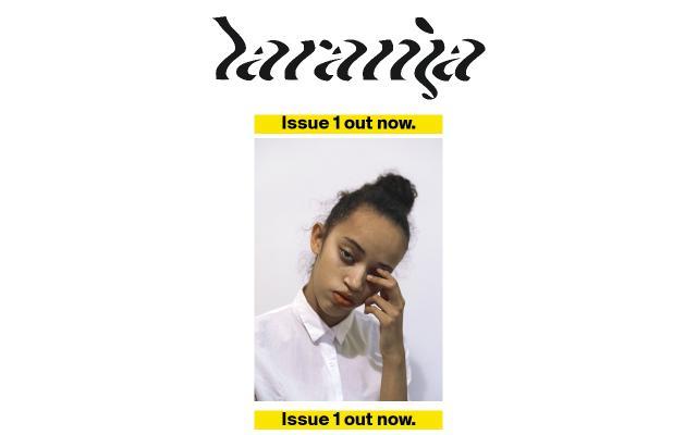 Screenshot of Laranja-editions