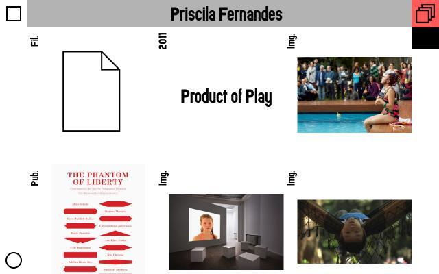 Screenshot of Priscilafernandes