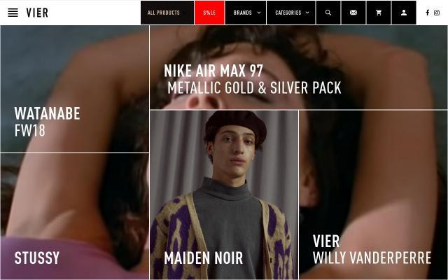 Screenshot of Vierantwerp