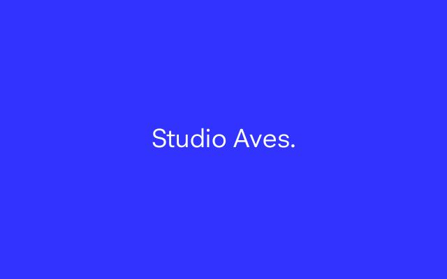 Screenshot of Studioaves