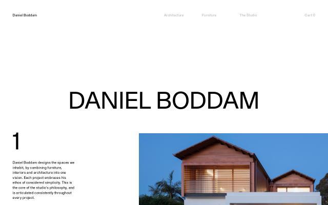 Screenshot of Danielboddam