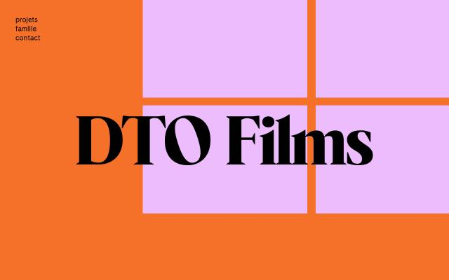 Screenshot of Dtofilms