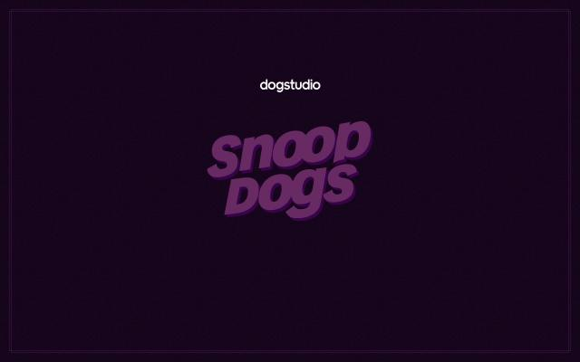 Screenshot of Dogstudio