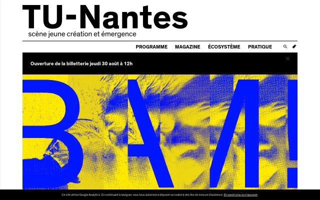 Screenshot of Tunantes